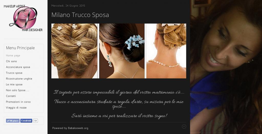 Milano Trucco Sposa
