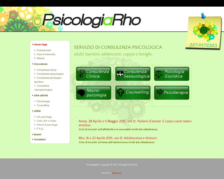 Associazione PsicologiaRho